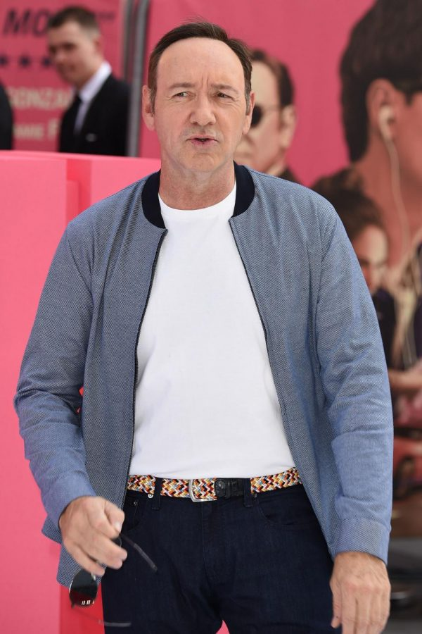 Kevin Spacey at the