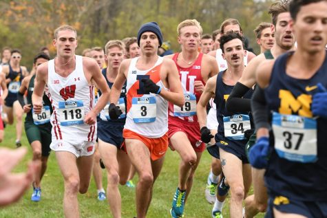 Record-breaking cross country career ranks high among legends