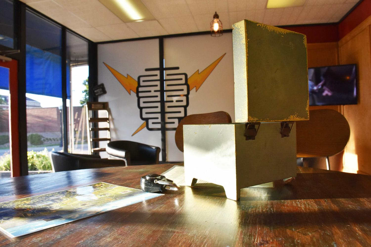 One Hour To Breakout At Brainstorm Escapes In Champaign The Daily Illini