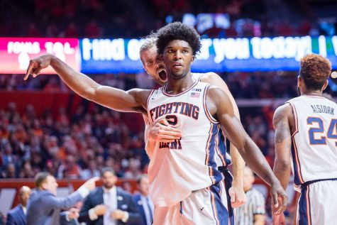 RECAP: Illinois takes down DePaul, 82-73