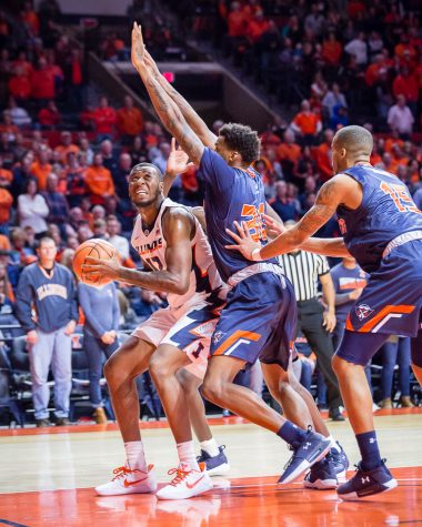 Battle of the bye week for Illinois basketball
