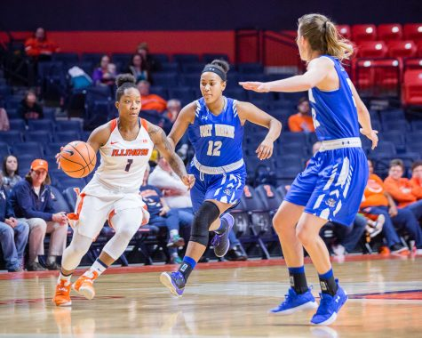 Photo Gallery: Illini Women's Basketball vs Fort Wayne