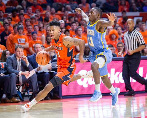 Photo Gallery: Illini Men's Basketball vs Southern