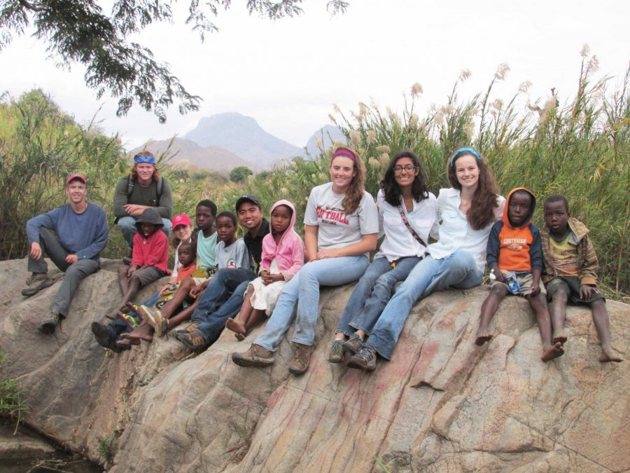 University's Engineers Without Borders to build life-saving bridge in Malawi