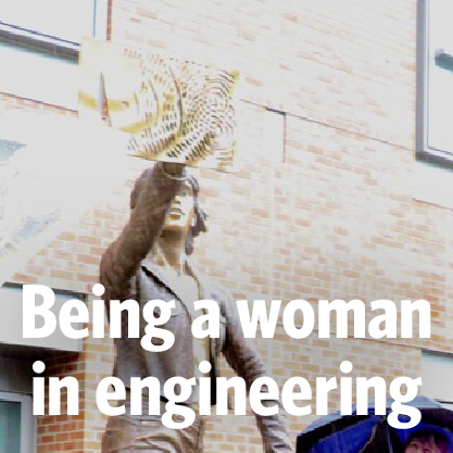 Being a woman in engineering