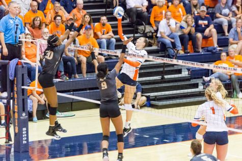 Illinois Volleyball ready for return to NCAA Tournament