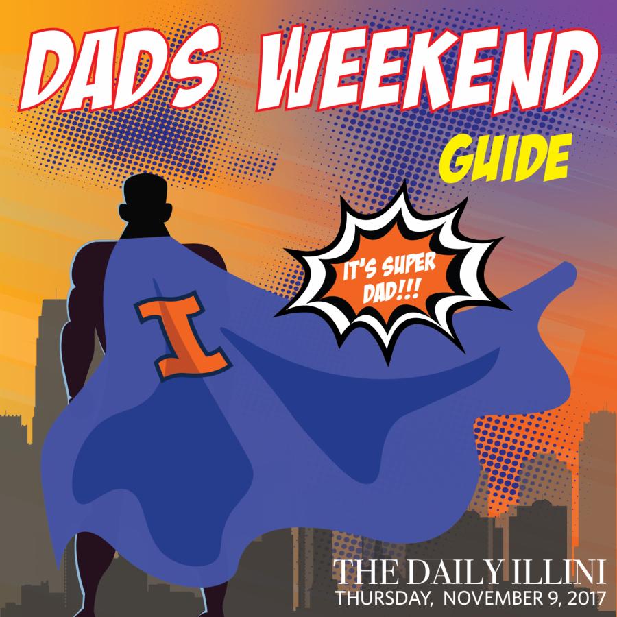 2017 Dads Weekend Schedule