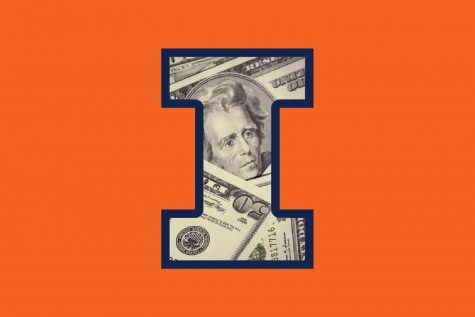 Five graphs to visualize the University of Illinois' top earners