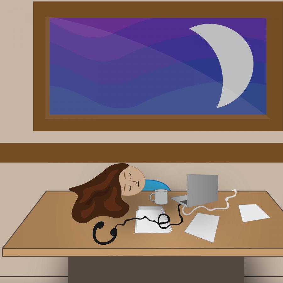 University professors explain science behind good night sleep