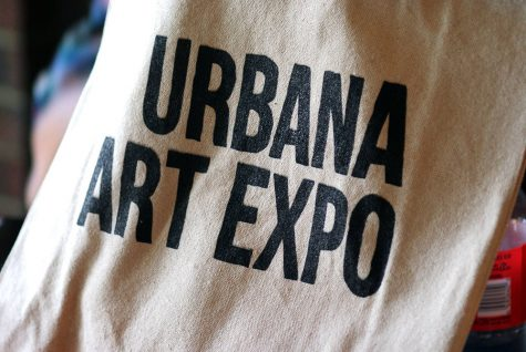 Urbana Art Expo gives local artists platform to showcase talents