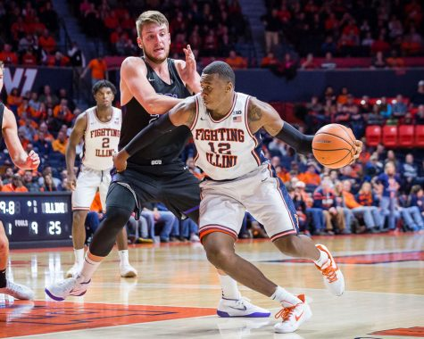 Photo Gallery: Illini Men's Basketball vs Grand Canyon