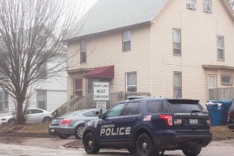 Shots fired at Urbana house party
