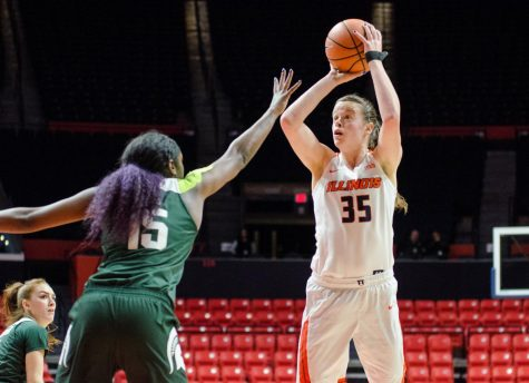 Wittinger reaches 1,000 point threshold, records triple-double in loss to Penn State