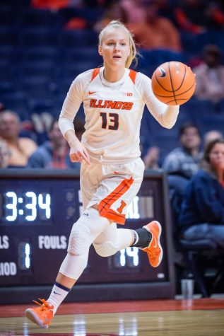 Illinois women's basketball finish regular season winless on the road