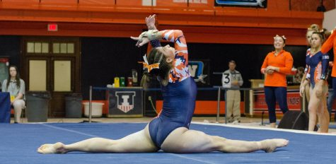 Illinois men's gymnastics departs for Puerto Rico