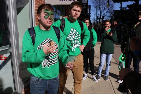 IFC imposes restrictions on fraternities for Unofficial