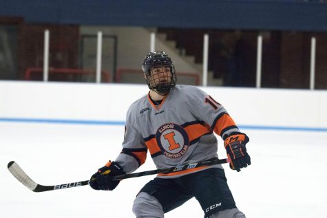 Illinois hockey splits final home series of season against Robert Morris
