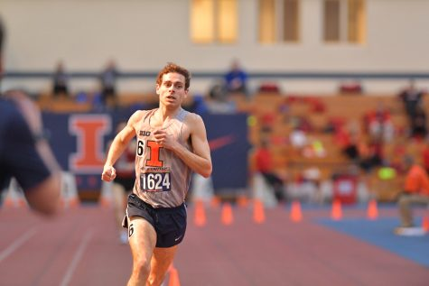 Illini of the Week Jan. 21: C.J. Maestas