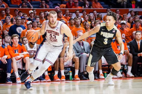 Men's basketball returns to Big Ten action