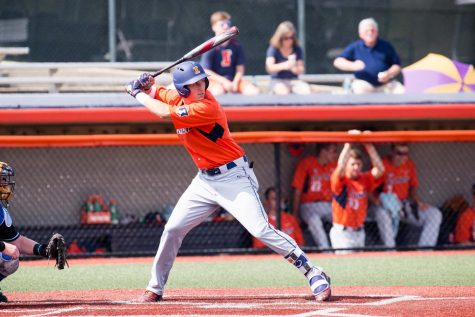 Age is just a number to Hartleb and the Illini baseball team
