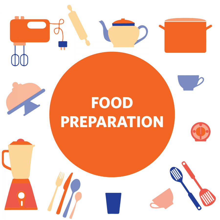 Science of Food Preparation course offers nutrition, basic cooking education