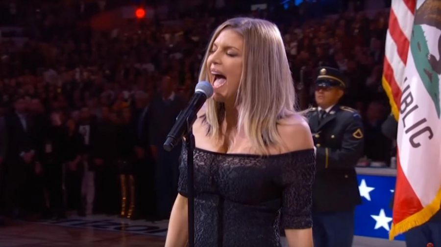 Lay off of Fergie | The Daily Illini Fergie National Anthem Remix