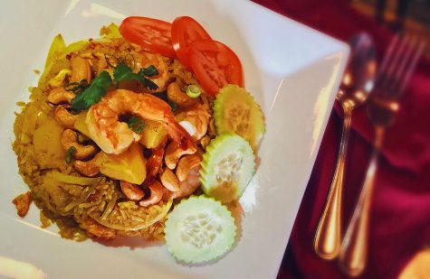Siam Terrace: A modern Thai restaurant in the heart of downtown Urbana