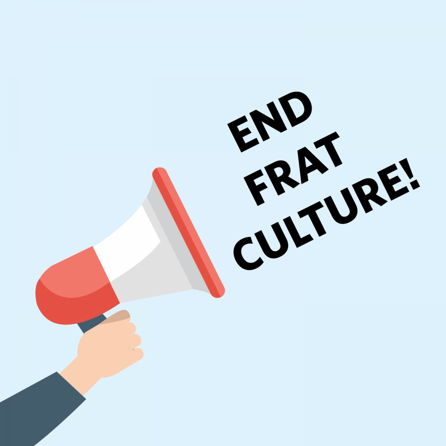 A call for the end of frat culture