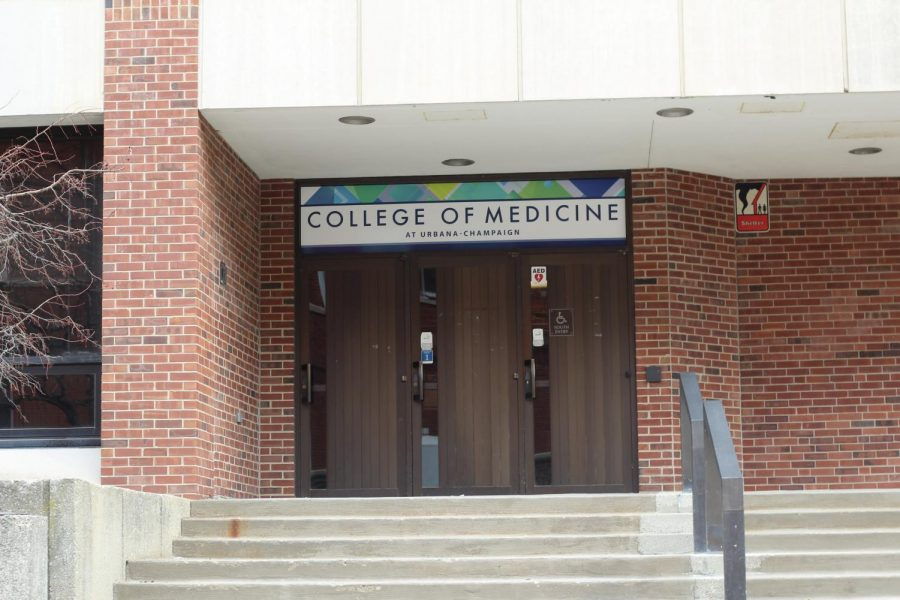 The Carle Illinois College of Medicine aims to teach students to problem-solve and to make strides in cancer research.
