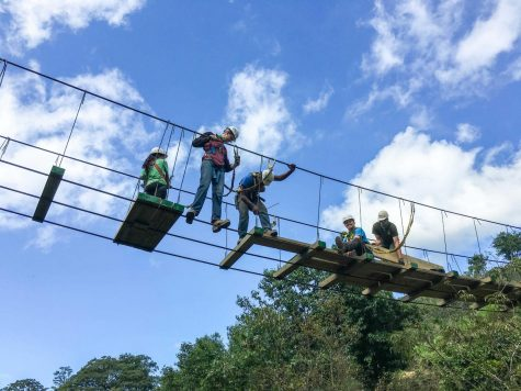 RSO provides students with outdoor experience
