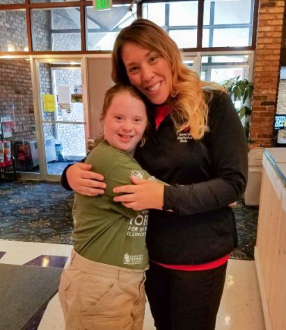 Special Olympics Illinois sports director, Jackie Walk, makes things possible