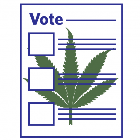 Illinois marijuana referendum serves to attract young voters
