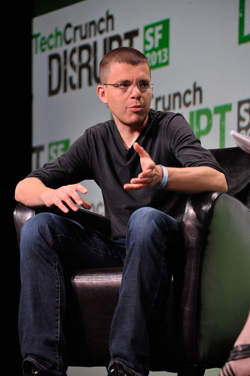 Max Levchin, PayPal co-founder, former chairman of the board of Yelp and UI alumnus, has been chosen to speak at the 2018 Commencement.