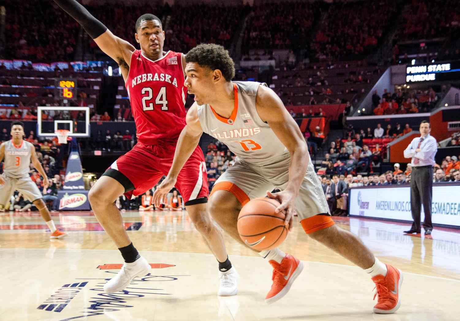 Former Illinois Mr. Basketball Mark Smith to transfer
