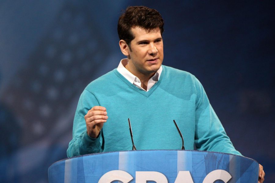 Steven Crowder speaking at the 2013 Conservative Political Action Conference in National Harbor, Maryland
