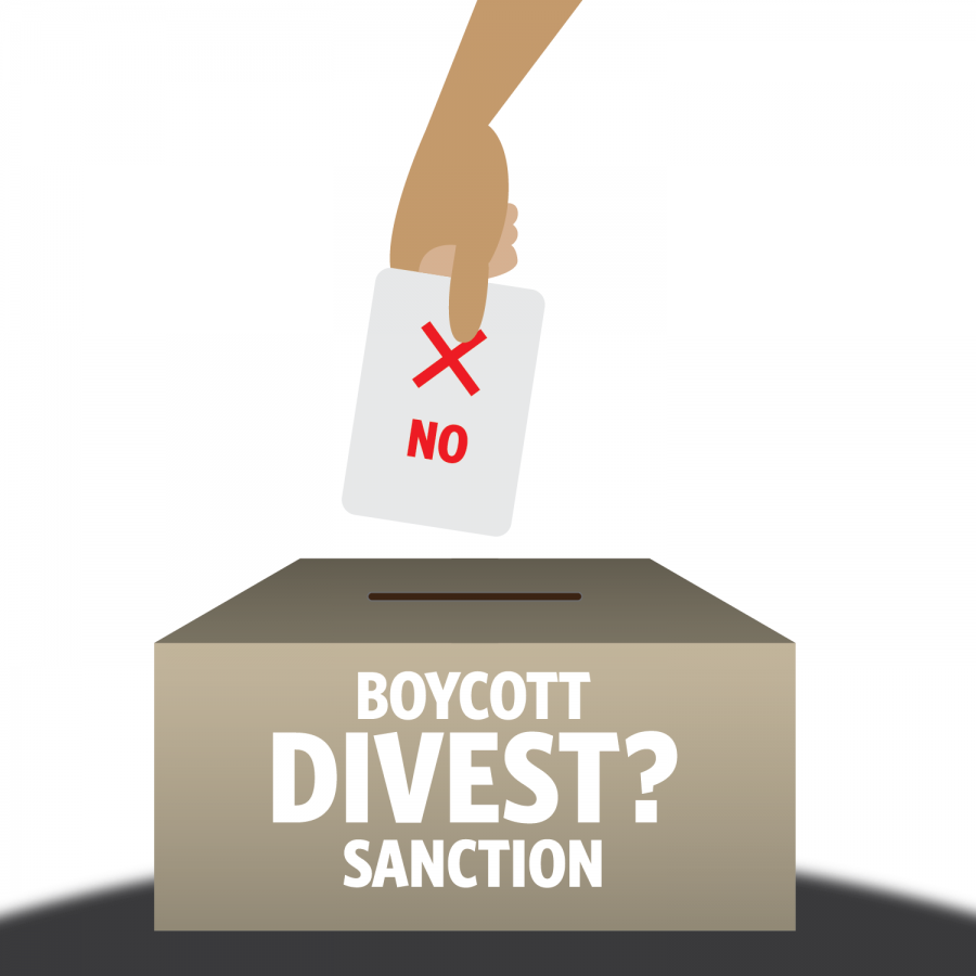 Divestment hurts academic freedoms