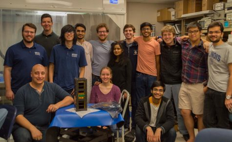 Engineering students to launch satellite on NASA funding