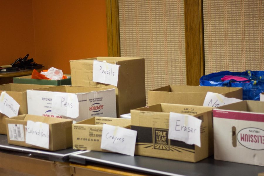 students face summer storage options
