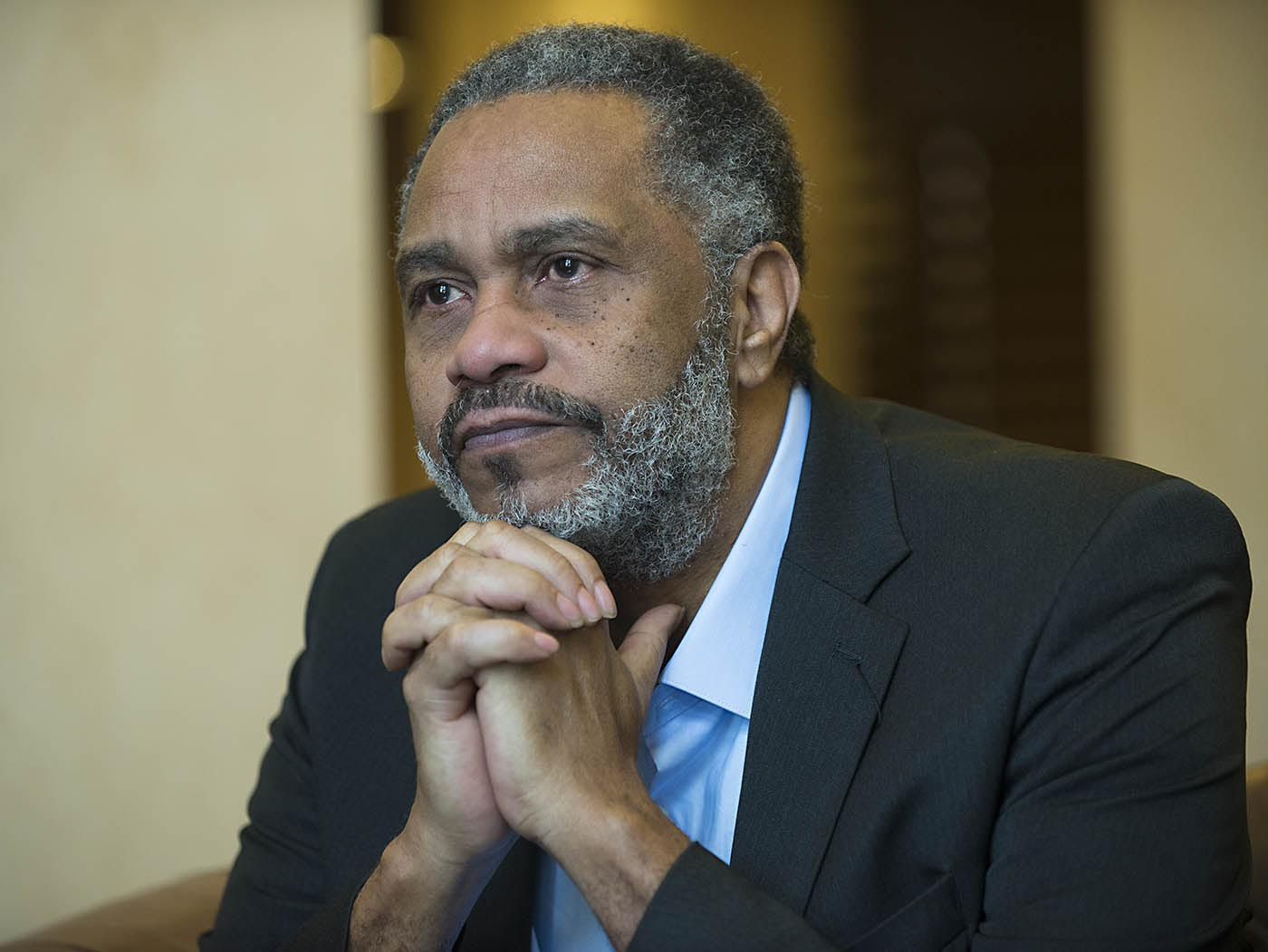 Anthony Ray Hinton, who was charged with the murder of two restaurant managers 30 years ago, was exonerated in 2015 through the Equal Justice Initiative. Hinton will visit the University Wednesday to share his story.