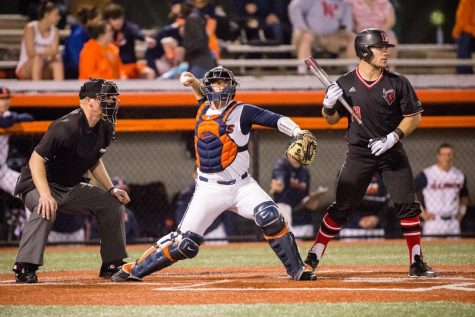 Illini baseball heads to Boca Raton for three-game series with FAU