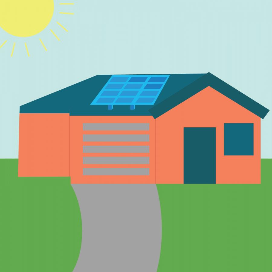Going solar: Urbana family uses renewable energy