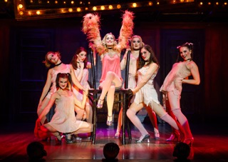 """A night at the """"Cabaret:"""" Broadway show comes to State Farm Center"""