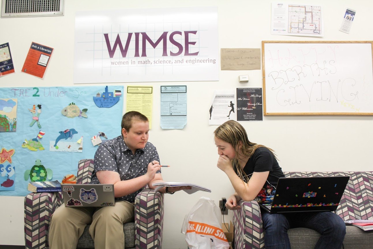 The Women in Math, Science and Engineering program houses over 130 women in dorms each year. WIMSE focuses on encouraging and supporting women who are entering the male-dominated STEM fields.