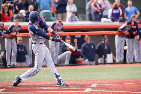 Michalak thriving in first season with Illini