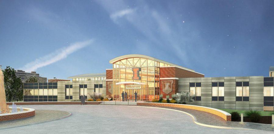 Ubben Basketball Complex to undergo $30 million renovation
