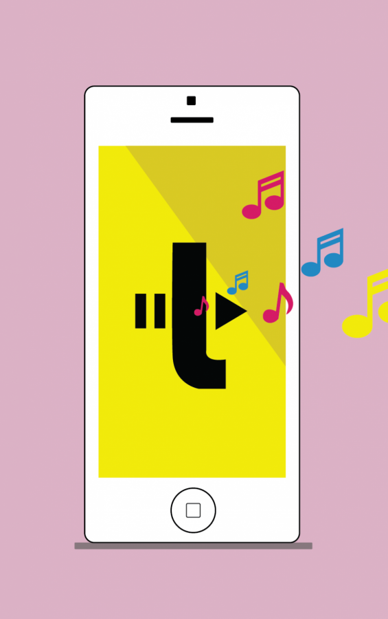 TREBEL music app provides free offline music to listeners