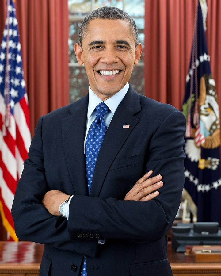 Former+U.S.+President+Barack+Obama%27s+official+photograph+in+the+Oval+Office+on+6+December+2012.+He+is+set+to+accept+the+Douglas+Award+for+Ethics+in+Government+on+Sept.+7.