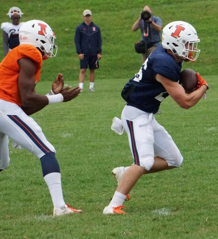 Illini football training camp: What you need to know early on