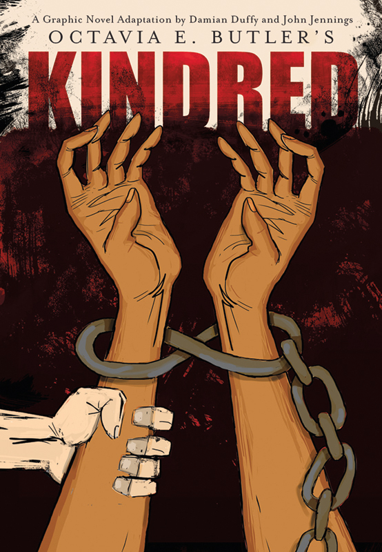 """University alumni Damian Duffy and John Jennings received the Eisner Award for their graphic adaptation of the fictional novel, """"Kindred."""" The 1979 novel incorporates time travel and is modeled on slave narrative in a pre-Civil War setting."""
