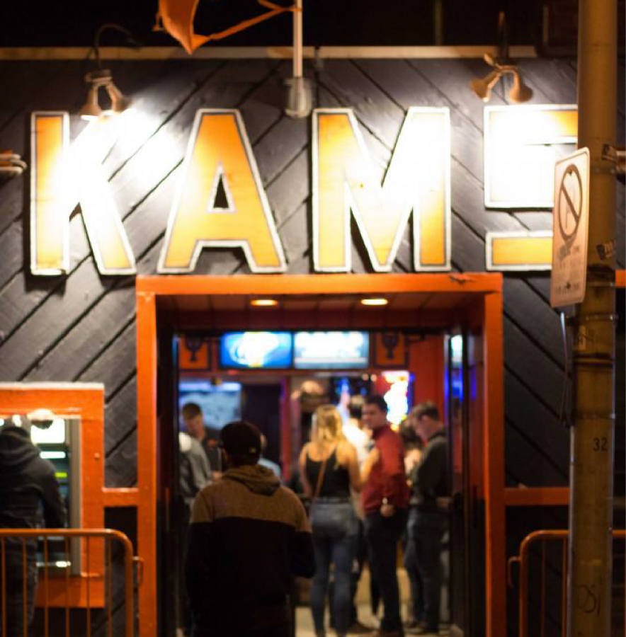 KAM's is located on East Daniel Street in Champaign. The owners of the bar have submitted building permits to the corner of First and Green streets.